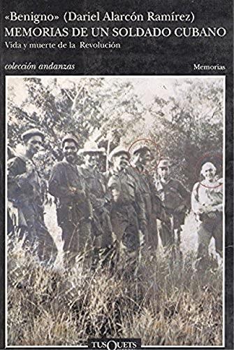 9788483100141: Memorias De Un Soldado Cubano / Memories of a Cuban Soldier (Spanish Edition)