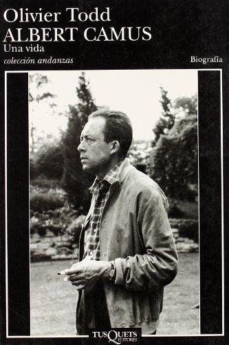 9788483100226: Albert Camus: Una Vida (Spanish Edition)