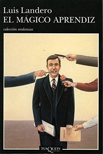 9788483100851: El Magico Aprendiz (Andanzas) (Spanish Edition)