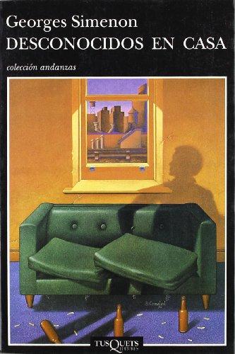 9788483100905: Desconocidos en casa (Volumen independiente)