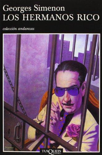 9788483101254: Los hermanos Rico (Volumen independiente)