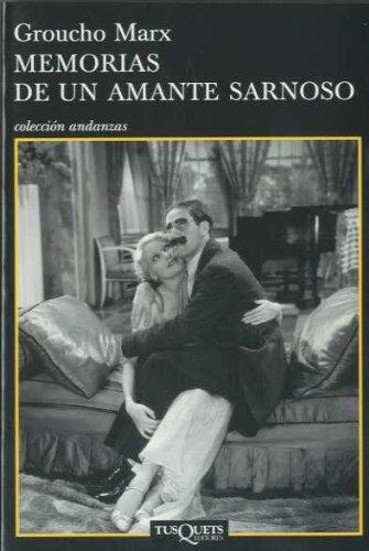 9788483101407: Memorias de un amante sarnoso (Andanzas)