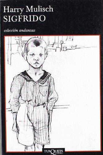 9788483102343: Sigfrido (Andanzas) (Spanish Edition)