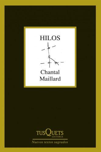 Hilos - Maillard, Chantal
