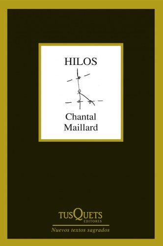 9788483103838: Hilos: Seguido de Cual (Spanish Edition)