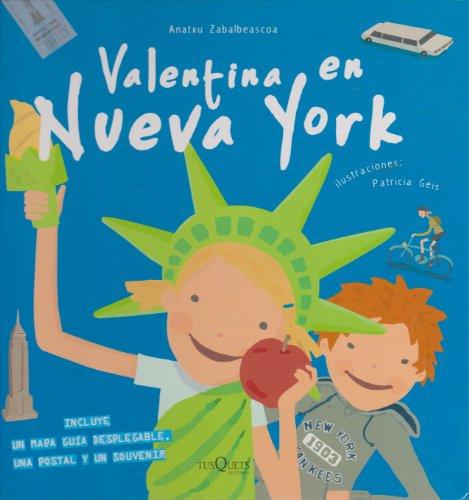 9788483103852: Valentina En Nueva York (Spanish Edition)