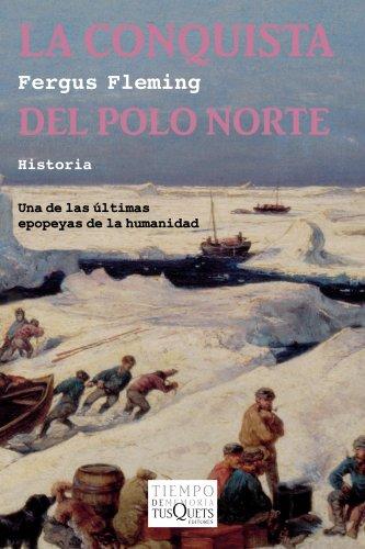 9788483103944: La conquista del Polo Norte (Tiempo de Memoria) (Spanish Edition)