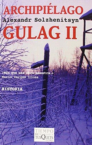 9788483104095: Archipielago Gulag 2 (Spanish Edition)
