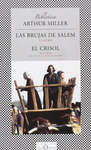 9788483104354: Las brujas de Salem & El crisol (FÁBULA)