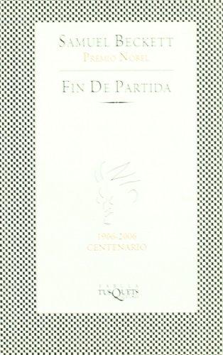 9788483104668: Fin De Partida Fabula-249