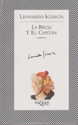 9788483104712: La Bruja Y El Capitan/ the Witch and the Captain (Fabula / Fables) (Spanish Edition)
