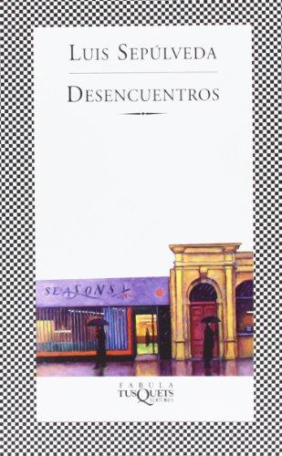 9788483104767: Desencuentros (FÁBULA)