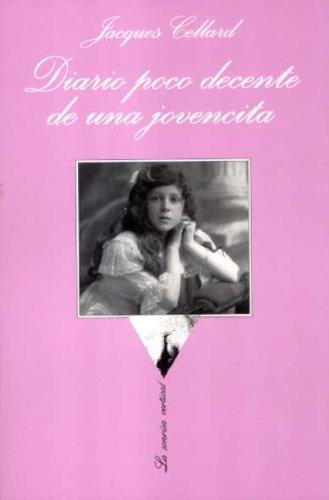 9788483104897: Diario poco decente de una jovencita (.)