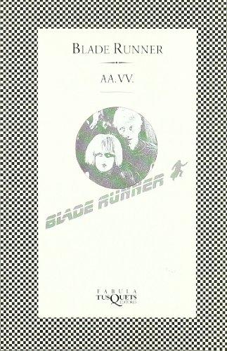 9788483105047: Blade Runner (.)