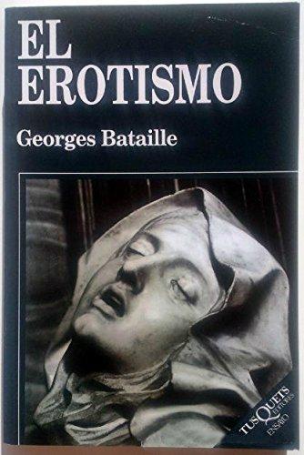 9788483105474: El erotismo (Ensayo)