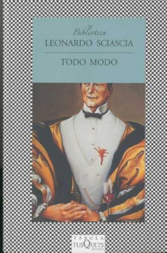 9788483105887: Todo Modo (Fbula) (Spanish Edition)