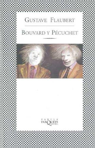 9788483106365: Bouvard Y Pecuchet / Bouvard and Pecuchet (Fabula) (Spanish Edition)