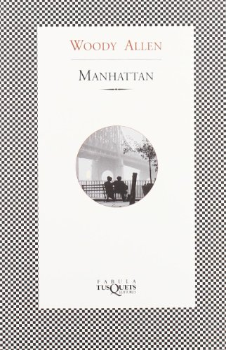 Manhattan (Spanish Language Edition) (9788483106433) by Woody Allen