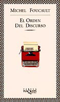 9788483106549: El Orden Del Discurso / The Order of Things (Spanish Edition)