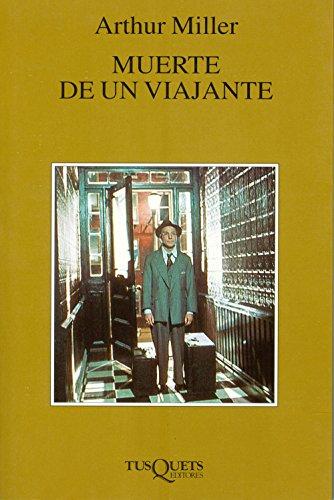 9788483107072: Muerte de Un Viajante (Marginales) (Spanish Edition)
