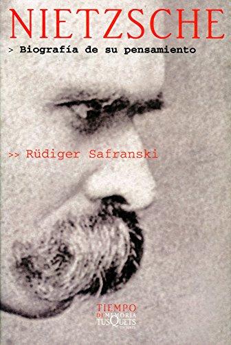 9788483107287: Nietzsche - Biografia de Su Pensamiento (Spanish Edition)