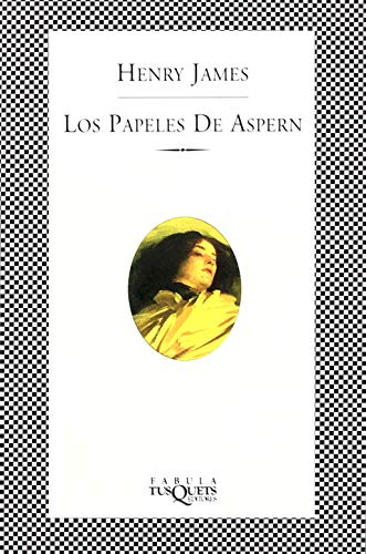 9788483107317: Los papeles de Aspern (FÁBULA)