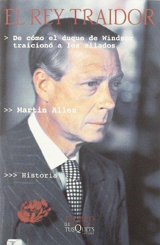 9788483107454: El rey traidor (Volumen Independiente)