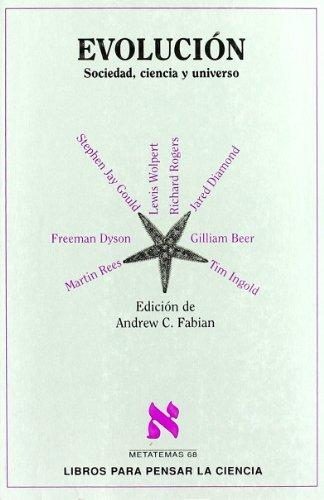 9788483107621: Evolucion: Sociedad, Ciencia Y Universo (Spanish Edition)