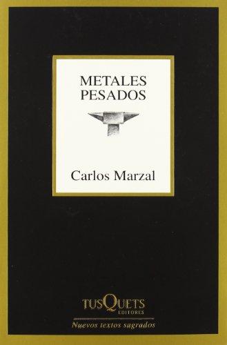 9788483107638: Metales pesados (Marginales)