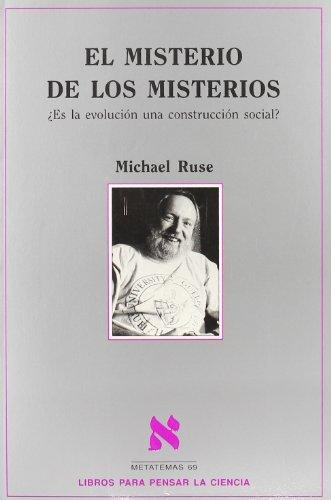 9788483107683: El misterio de los misterios