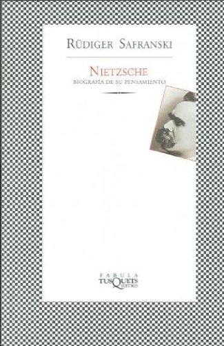 9788483107966: Nietzsche: Biografía de su pensamiento (FÁBULA)