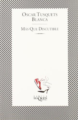 9788483107973: Mas Que Discutible (Spanish Edition)