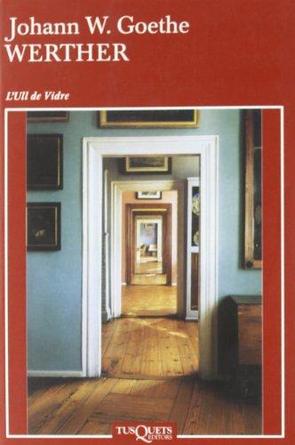 9788483108291: Werther (Volumen Independiente)
