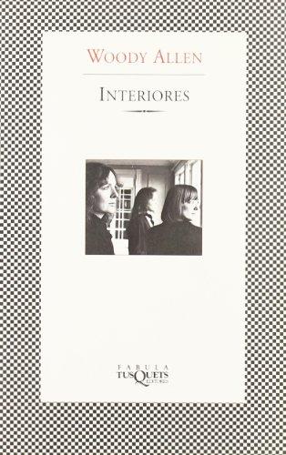 9788483108369: Interiores (Fabula (tusquets))