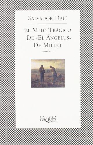 9788483108376: El Mito Tragico De El Angelus De Millet (Spanish Edition)