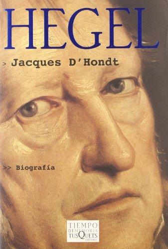 9788483108482: Hegel (Volumen Independiente)