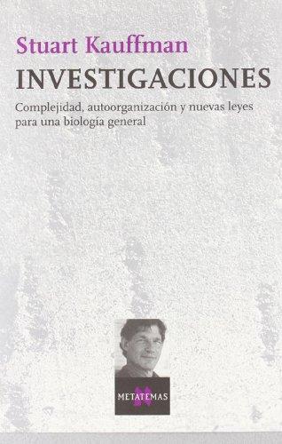 9788483108512: Investigaciones (Metatemas)