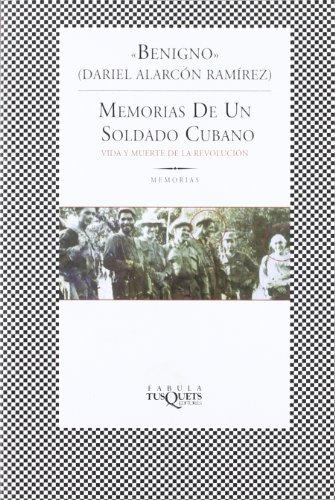 9788483108949: Memorias de un Soldado Cubano (Memories of a Cuban Soldier)