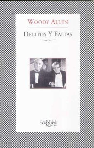 9788483109113: Delitos y faltas (Fabula (tusquets))