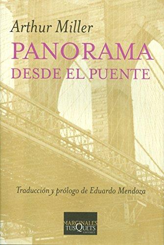 9788483109267: Panorama Desde El Puente (Spanish Edition)