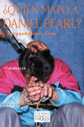 9788483109274: ¿Quién mató a Daniel Pearl? (Volumen Independiente)