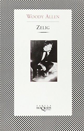 9788483109540: Zelig (Spanish Edition)