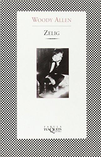 9788483109540: Zelig (F�bula)