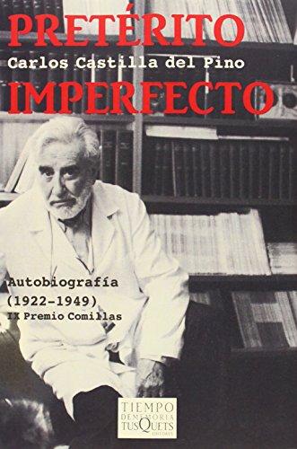 9788483109847: Pret�rito imperfecto