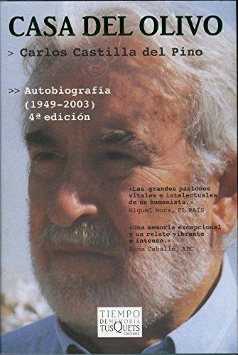 9788483109854: Casa del Olivo (Tiempo de Memoria)