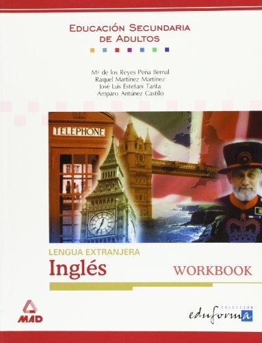 9788483115329: Lengua extranjera, inglés work book para educación secundaria de adultos