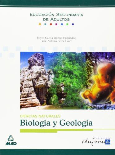 9788483115527: Ciencias naturales: biología y geología. Educación secundaria de adultos. - 9788483115527