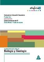 9788483116739: Ciencias Naturales: Biología Y Geología. Graduado En Educación Secundaria (Prueba Libre). Ciclos Formativos De Fp (Grado Medio: Prueba De Acceso). (Acceso A Ciclos Formativos) - 9788483116739