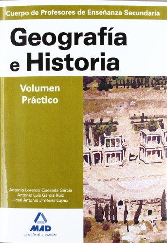 Geografà a-historia, temario práctico : preparacià n: Antonio Luis GarcÃ