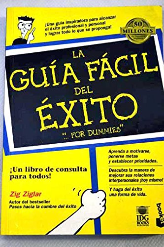"""9788483140161: La guía fácil del éxito: """"--for dummies"""""""
